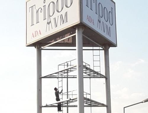 Tripot AVM Totem