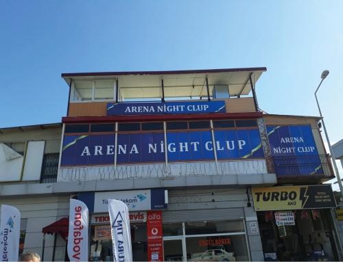 Arena Night Club Folyo Kaplama